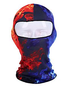 billige Sykkelklær-Ansiktsmaske Alle årstider Fukt Wicking / Fort Tørring / Pusteevne Utendørs Trening Alle Polyester Taft Dyr / Mikroelastisk / UV-bestandig
