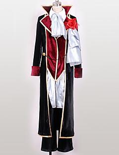 """billige Anime Kostymer-Inspirert av Vokaloid Cosplay Anime  """"Cosplay-kostymer"""" Cosplay Klær Spesielt design Mer Tilbehør / Kostume Til Herre / Dame"""