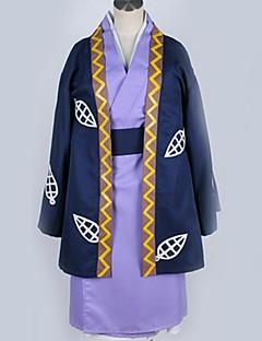 """billige Anime Kostymer-Inspirert av Nurarihyon barnebarn Cosplay Anime  """"Cosplay-kostymer"""" Cosplay Klær Mønstret Frakk / Belte / Mer Tilbehør Til Herre / Dame"""