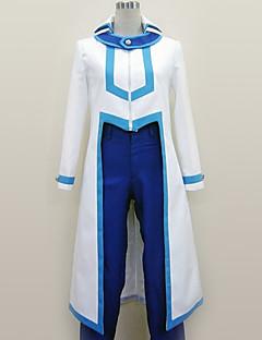"""billige Anime Kostymer-Inspirert av Yu-Gi-Oh Cosplay Anime  """"Cosplay-kostymer"""" Cosplay Klær Spesielt design Topp / Bukser / Kostume Til Herre / Dame"""