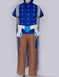 """billige Anime Kostymer-Inspirert av Jojos Bizarre Adventure Cosplay Anime  """"Cosplay-kostymer"""" Cosplay Klær Moderne Topp / Bukser / Kappe Til Herre / Dame"""