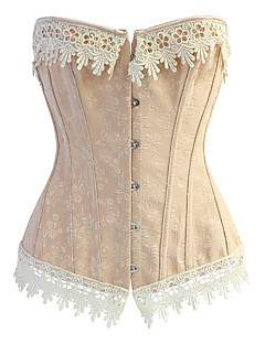 a442ad3ea Personalized Cotton   Polyester Blend Corset Lace Party   Evening