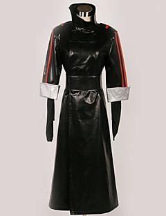 """billige Anime Kostymer-Inspirert av Gintama Cosplay Anime  """"Cosplay-kostymer"""" Cosplay Klær Ensfarget Hansker / Kostume Til Herre / Dame"""