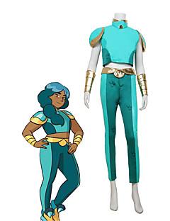 """billige Anime cosplay-Inspirert av Cosplay Cosplay Anime  """"Cosplay-kostymer"""" Cosplay Klær Annen Kort Erme Other / Topp / Bukser Til Unisex"""