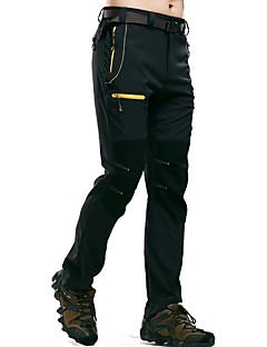 billige Herrebukser og -shorts-menns chinosbukser - solidfarget svart