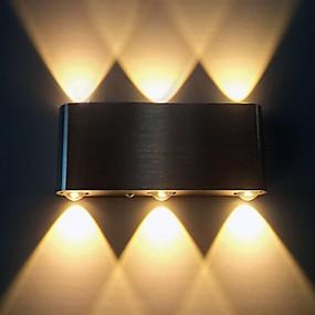 cheap Super Sales-BriLight Modern / Contemporary Flush Mount wall Lights Metal Wall Light 90-240V 1w