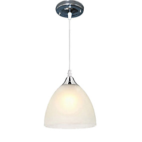 abordables Plafonniers-LightMyself™ bol Lampe suspendue Lumière dirigée vers le bas Style mini 110-120V / 220-240V Ampoule non incluse / E26 / E27
