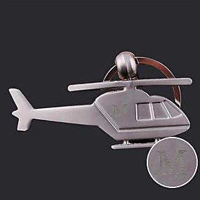 ieftine Oficiul pentru Aprovizionare & Decoratiuni-Personalizate gravate cadou Creative elicopter formă de breloc