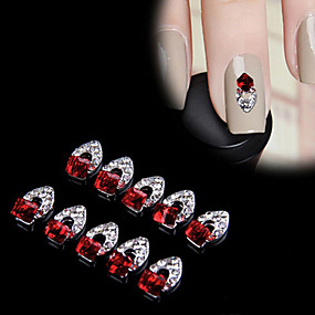 d9e3c21699 3D Nail Stickers, Nail Art, Search LightInTheBox