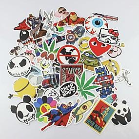 cheap Automotive Exterior Accessories-Car Stickers Cartoon Full Car Stickers Cartoon Stickers
