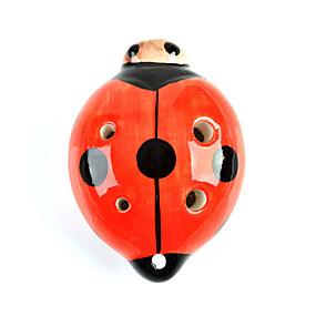 povoljno Puhaći instrumenti-c šest rupa bubamara okarini