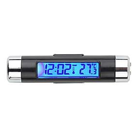 povoljno Prikaz na vjetrobranskom staklu HUD-ZIQIAO LED Glavni zaslon za Automobil Vrijeme