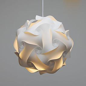 billige Hengelamper-Anheng Lys Omgivelseslys PVC Krystall, LED 220-240V / E26 / E27