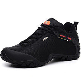 cheap Men's Athletic Shoes-Men's Canvas Spring / Fall Comfort Athletic Shoes Hiking Shoes Black / Coffee / Green