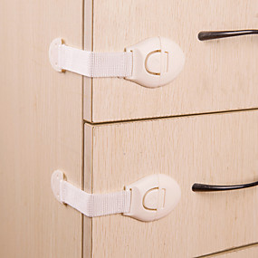 billige Lagring og oppbevaring-Barnesikringen låser barnelåsenes dørlås, enkeltpakke