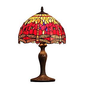 billige Tiffany Lamper-Tiffany Øyebeskyttelse Skrivebordslampe Til Metall 110-120V 220-240V