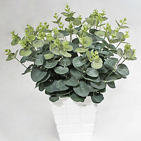 cheap Home & Garden-Artificial Flowers 1 Branch Pastoral Style Plants Tabletop Flower