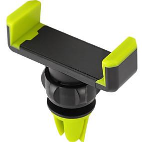 billige Mobiltelefonstilbehør-bil universal / mobiltelefon luftventil holder holder 360 ° rotation universal / mobiltelefon abs holder