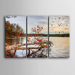 Canvas Wall Clocks Online   Canvas Wall Clocks for 2019
