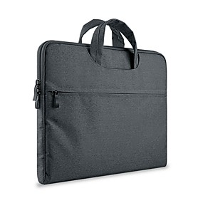 cheap Computer Peripherals-13.3 14.1 15.6 Ultra Thin Waterproof Shockproof Notebook Bag Hand Bag For Macbook/Dell/HP/Sony/Surface etc