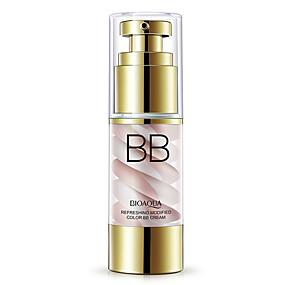 abordables Maquillaje y Belleza-Bálsamo Húmedo Cobertura / Corrector / Natural Rostro Maquillaje Cosmético