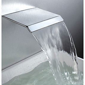 cheap Faucet Accessories-Faucet accessory - Superior Quality - Contemporary Brass Spout - Finish - Chrome