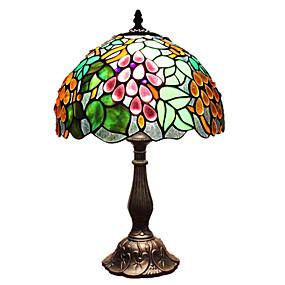 billige Tiffany Lamper-Tiffany Øyebeskyttelse Skrivebordslampe Til Harpiks 110-120V 220-240V