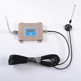 halpa Signaalinvahvistimet-uusi LCD DCS 1800 MHz matkapuhelimen signaalin lisävahvistin matkapuhelimen signaalin toistin DCS vahvistin