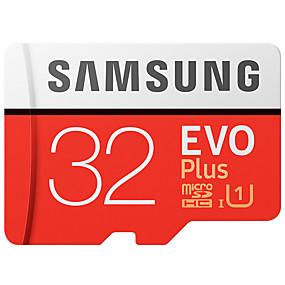 billige Stasjoner og lagring-SAMSUNG 32GB Micro SD-kort TF kort minnekort UHS-I U1