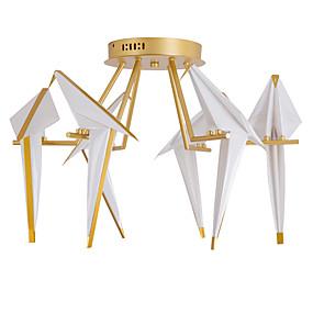 halpa Kattovalaisimet ja tuulettimet-Taiteellinen / Kantri Uppoasennus Tunnelmavalo - Minityyli / suunnittelijat, 220-240V LED-valonlähde mukana