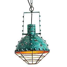 billige Hengelamper-Bowl Anheng Lys Nedlys Metall Mini Stil 220-240V / 100-120V Pære Inkludert / E26 / E27