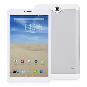 abordables Tablettes-K0708 8 pouces phablet ( Android 4.4 1280 x 800 Quad Core 1GB+8GB )