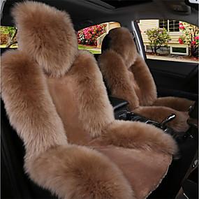povoljno Dodaci za unutrašnjost auta-Prekrivači za auto-sjedala Presvlake sjedala Pink / Deva / Lila-roza Vuna Zajednički Za Univerzális