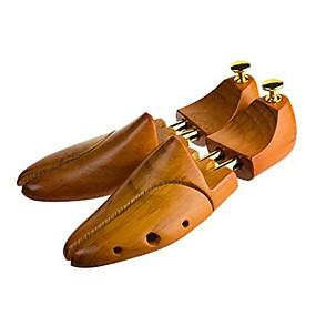 رخيصةأون اكسسوارات الحذاء-حافظ الحذاء و المطاط خشب بني / أبيض / أسود M / L / XL