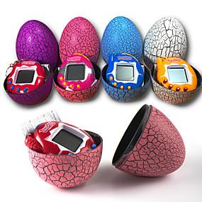 hesapli Robotlar, Canavarlar ve Uzay Oyuncakları-Tamagotchi Elektronik Evcil Hayvanlar Klasik Tema Basit / Oyunlar / Yeni Dizayn Yumuşak Plastik Genç Erkek / Genç Kız Hediye 1 pcs