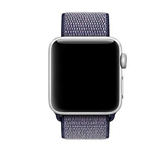 voordelige Telefoons en accessoires-horlogeband voor apple watch serie 3/2/1 apple polsriem moderne gesp nylon