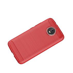 levne Pouzdra telefonu-Carcasă Pro Motorola C plus / C Ultra tenké Zadní kryt Jednobarevné Měkké TPU pro Moto Z2 play / Moto Z / Moto Z Force / Moto G5 Plus / Moto G4 Plus