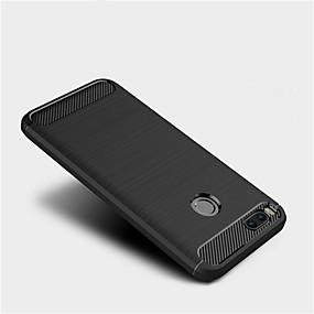 levne Pouzdra telefonu-Carcasă Pro Xiaomi Mi 5X / Mi 5C Matné Zadní kryt Jednobarevné Měkké TPU pro Xiaomi Mi Max 2 / Mi 6 Plus / Xiaomi Mi 6 / Xiaomi Mi 5s