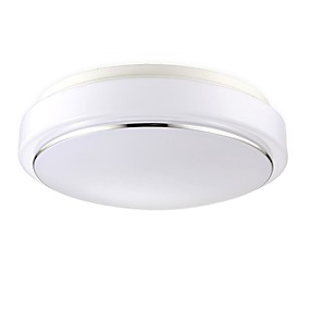 tanie Mocowanie przysufitowe-JIAWEN Lampy sufitowe Downlight PVC Ochrona oczu 85-265V Ciepła biel + biały