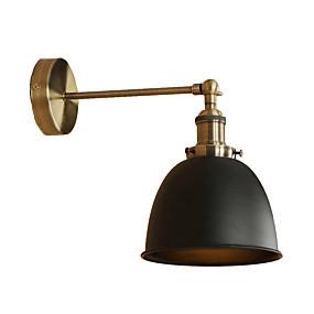 abordables Chandeliers Muraux-appliques rétro / vintage / country / moderne / contemporaines& bras de lumière salon / magasins / cafés applique murale en métal 110-120v / 220-240v