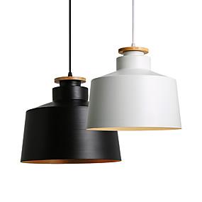 ieftine Lumini Pandativ-vintage black metal colivie loft pandantiv lumini camera de zi sala de mese hol cafe cafenele magazin de îmbrăcăminte magazin de lumină