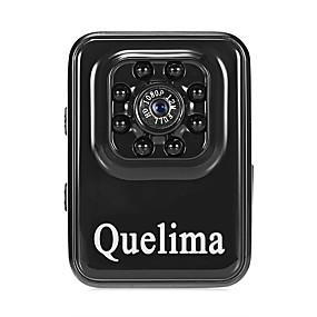 ieftine Oferte Speciale-Quelima R3 1080p Mini / Vedere nocturnă / Dual Lens Car DVR 120 Grade Unghi larg CMOS Dash Cam cu G-Sensor / Înregistrarea în Buclă 8