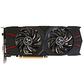 billige Grafikkort-COLORFUL Video Graphics Card GTX1060 1708 MHz 8008 MHz 3 GB / 192 bit GDDR5