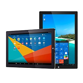billige Tabletter-Teclast Teclast Tbook10s 10.1 tommers US / US Stik / Eu Plugg ( Android 5.1 / Windows 10 1920*1200 Kvadro-Kjerne 4GB+64GB )