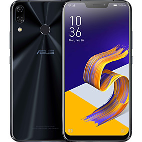 "cheap Smartphones-Clearance ASUS Zenfone 5Z 6.2 inch "" 4G Smartphone (6GB + 64GB 8 mp / 12 mp Snapdragon 845 3300 mAh mAh) / Dual Camera"