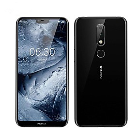 "cheap Smartphones-Clearance NOKIA X6 5.8 inch "" 4G Smartphone (6GB + 64GB 5 mp / 16 mp Snapdragon 636 3060 mAh mAh)"