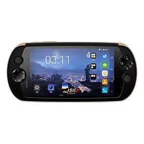 """Χαμηλού Κόστους Κινητά Τηλέφωνα-MOQI MOQI i7 6 inch """" 4G Smartphone ( 4GB + 64GB 16 mp MediaTek Helio X20 5800 mAh mAh ) / 1920*1080 / 6.0"""