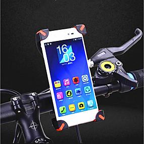 halpa Telineet ja jalustat-Moottoripyöräily / Pyörä Kiinnitä pidike 360° kierto Solmityyppi / Säädettävä / 360 ° kääntö polykarbonaatti / Metalli / ABS Haltija