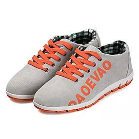 0fc51f1fb560 Men s Denim Spring Comfort Sneakers Dark Blue   Gray   Wine
