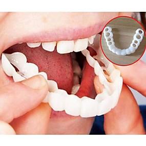 povoljno Oprema za kupaonice-izbjeljivanje zubne paste simulacija aparatić savršena udobnost fit flex zubi proteza ljepota alata